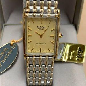NEW **Speidel Quartz watch